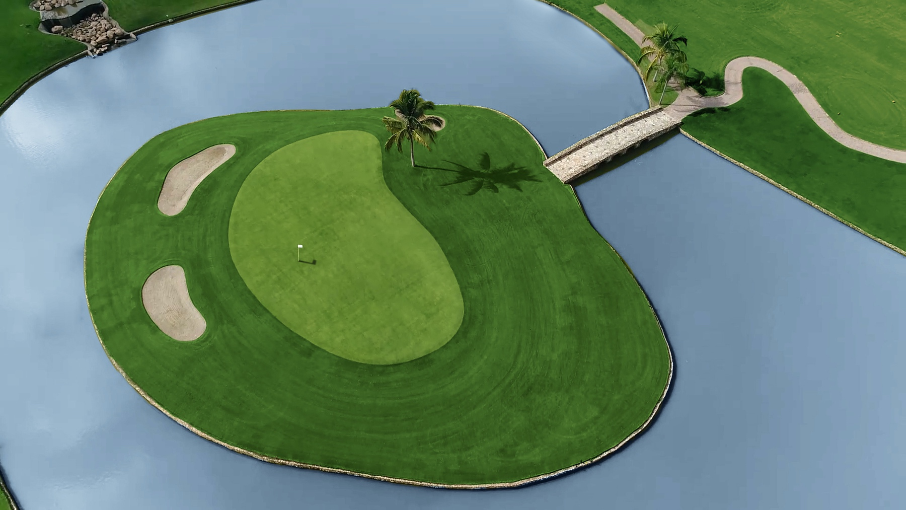 El Corazon Golf Course